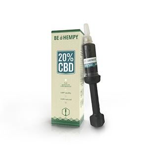 20% CBD konopljina smola 5ml